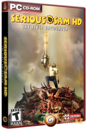 Serious Sam Gold Edition / ������ ��� ������� ������� (2001-2011/RUS/ENG/RePack �� R.G. ��������)