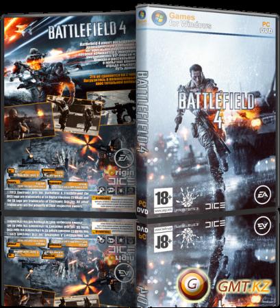 Battlefield 4 Premium Edition (2013/RUS/Лицензия)