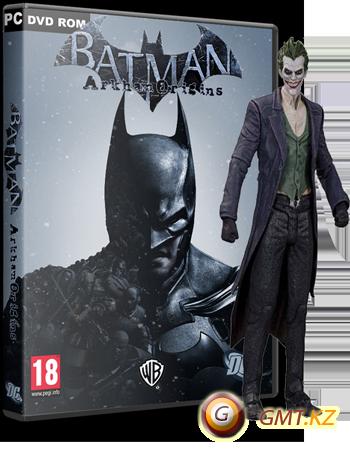 Batman: Arkham Origins + 1 DLC (2013/RUS/ENG/RiP �� Fenixx)