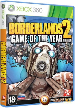 Borderlands 2: Game of the Year Edition (2013/ENG/Region Free/LT+2.0)