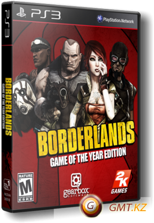 Borderlands 2: Game of the Year Edition (2013/ENG/FULL/4.46+)