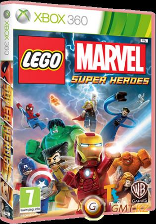 LEGO Marvel Super Heroes (2013/RUS/Region Free/LT+3.0)