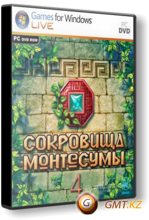 Сокровища Монтесумы 4 / The Treasures Of Montezuma 4 (2011/RUS/Пиратка)