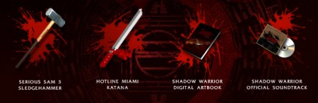 Shadow Warrior Special Edition v.1.1.13 + DLC (2013/RUS/ENG/MULTI10/RePack от R.G. Механики)