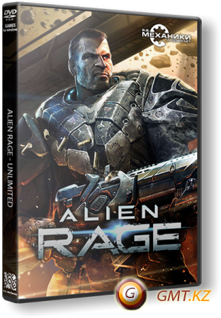 Alien Rage Unlimited (2013/RUS/ENG/Rip от R.G. Механики)