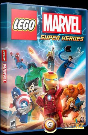 LEGO Marvel Super Heroes (2013/RUS/ENG/Лицензия)