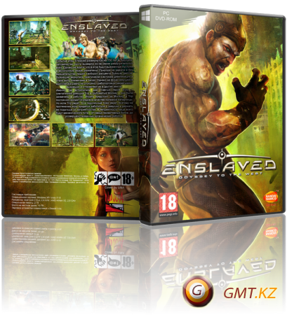 ENSLAVED: Odyssey to the West� Premium Edition v.1.0 + 4 DLC (2013/RUS/ENG/RePack �� xatab)