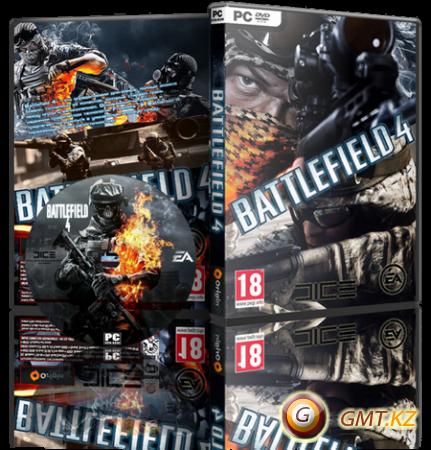 Battlefield 4 Digital Deluxe Edition [Update 12] (2013/RUS/ENG/RePack от xatab)