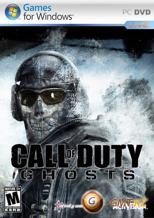 Call of Duty: Ghosts (2013/RUS/ENG/Crack by RELOADED + RamFIX)