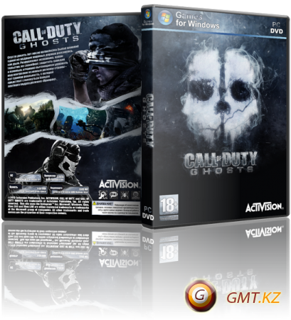 Call of Duty: Ghosts (2013/RUS/Лицензия)