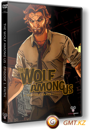 The Wolf Among Us - Episode 1-4 (2013-2014/ENG/Лицензия)