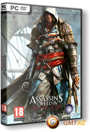 Assassin's Creed IV Black Flag Gold Edition v.1.0 (2013/RUS/RiP)
