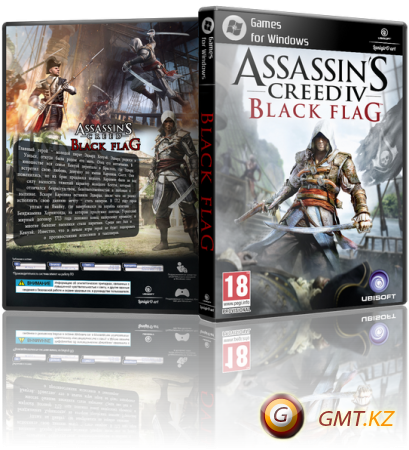 Assassin's Creed IV: Black Flag (2013/RUS/ENG/MULTI15/Лицензия)