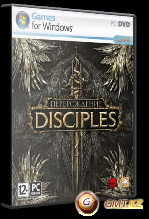 Disciples III: Перерождение / Disciples III: Reincarnation (2012/RUS/RePack от z10yded)