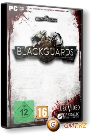 Blackguards Deluxe Edition v.1.7.23231 (2013/RUS/ENG/MULTi8/Лицензия)