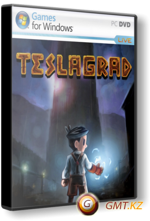 Teslagrad / Теслаград (2013/RUS/ENG/RePack от R.G. Механики)