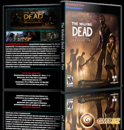 The Walking Dead: Season Two (2013/RUS/ENG/RePack от R.G. Механики)