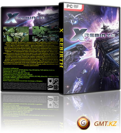 X Rebirth v.1.24 (2013/RUS/ENG/RePack от z10yded)