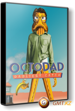 Octodad: Dadliest Catch (2014/RUS/ENG/Лицензия)