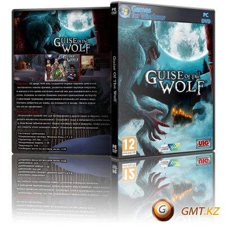 Guise Of The Wolf (2014/RUS/ENG/MULTI7/RePack от Fenixx)