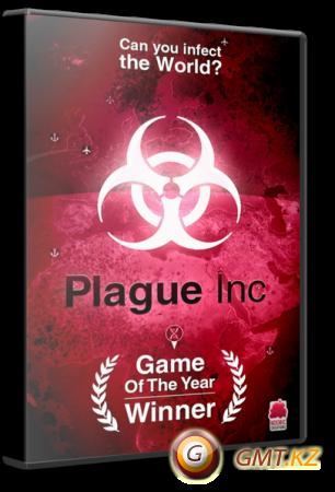 Plague Inc: Evolved (2014/RUS/ENG/Лицензия)