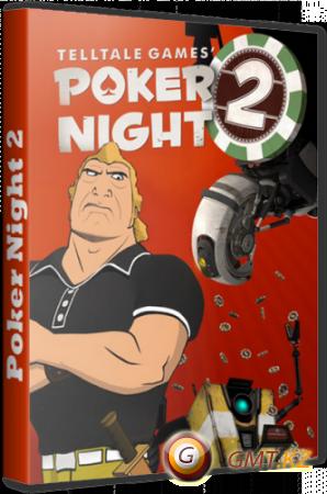 Poker Night 2 (2013/RUS/ENG/RePack от xatab)