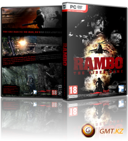 Rambo: The Video Game (2014/ENG/RePack от R.G. Revenants)