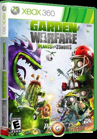 Plants vs. Zombies: Garden Warfare (2014/ENG/Region Free/LT+3.0)