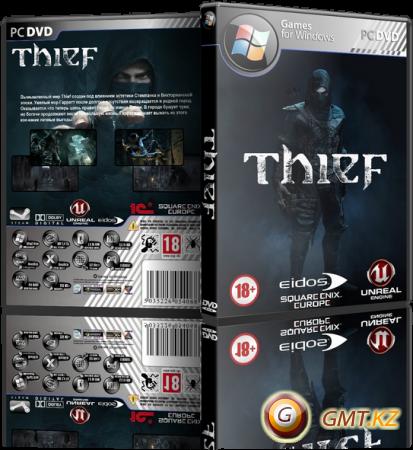 Thief: Master Thief Edition + DLC (2014/RUS/ENG/RePack от R.G. Механики)
