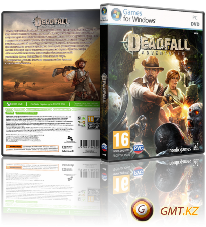 Deadfall Adventures: Digital Deluxe Edition v.1.0.0.16352 Update 5 (2013/RUS/ENG/RePack �� z10yded)
