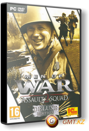 � ���� �����: ����� 2 / Men of War: Assault Squad 2 v.3.201.1 (2014/RUS/ENG/��������)
