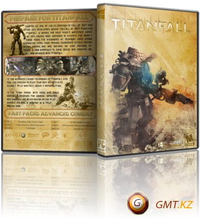 Titanfall Digital Deluxe Edition (2014/RUS/Лицензия)