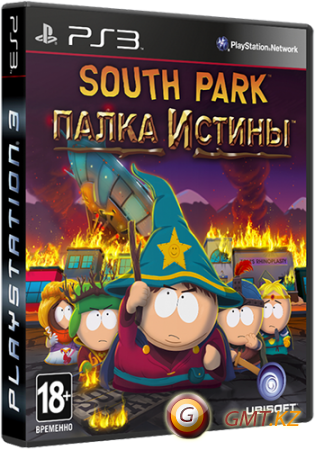 South Park The Stick of Truth (2014/RUS/EUR)