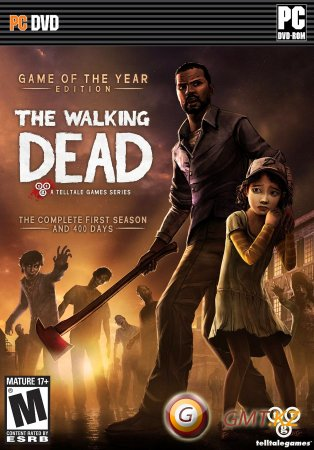 The Walking Dead Season Two - Episodes 1 - 5 (2014/������������/�����)