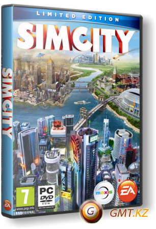 SimCity: Cities of Tomorrow (2014/RUS/ENG/RePack от xatab)