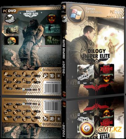 Sniper Elite Anthology | ��������� Sniper Elite (2005-2013/RUS/ENG/RePack �� R.G. ��������)
