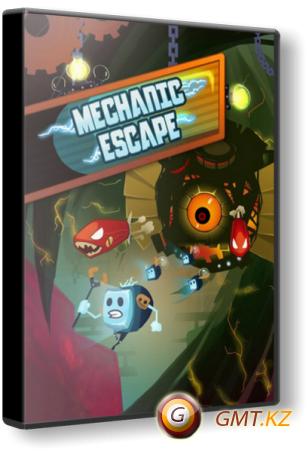 Mechanic Escape (2014/ENG/Лицензия)