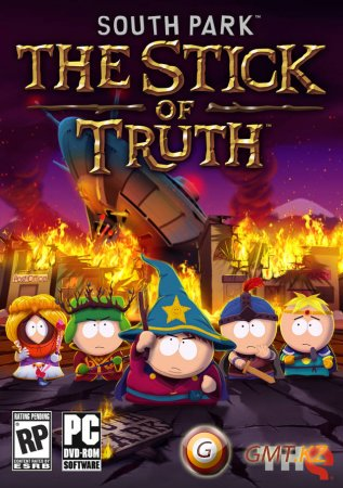 South Park: The Stick of Truth (Прохождение)