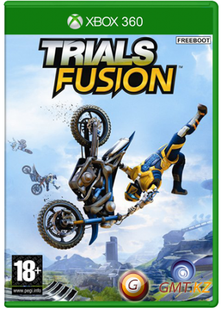 Trials Fusion (2014/RUS/JTAG/FreeBoot)