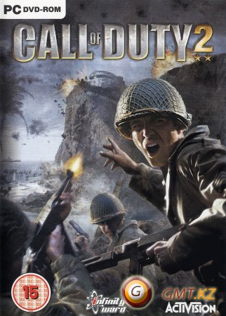 "Call of Duty 2 - ����������� ������� ""������� �������""."