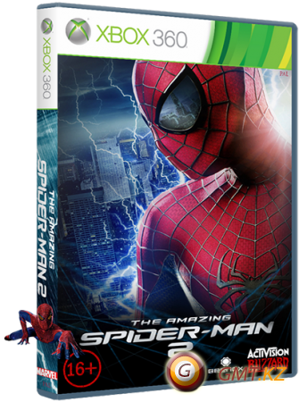 The Amazing Spider-Man 2 (2014/ENG/Region Free/XGD3/LT+2.0)