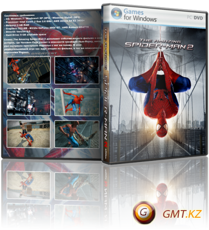 The Amazing Spider-Man 2 (2014/RUS/ENG/Лицензия)