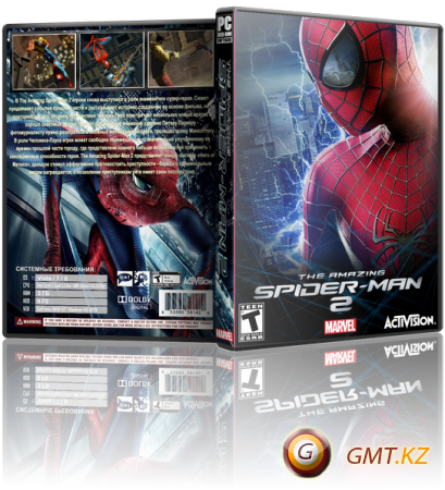 The Amazing Spider-Man 2 + DLC (2014/RUS/ENG/RePack �� R.G. ��������)