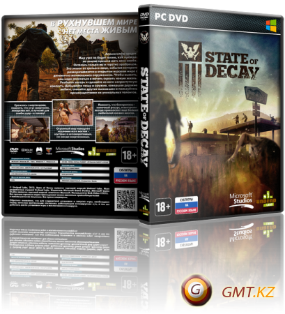 State of Decay v.14.5.28.1775 + DLC (2014/RUS/ENG/RePack �� z10yded)