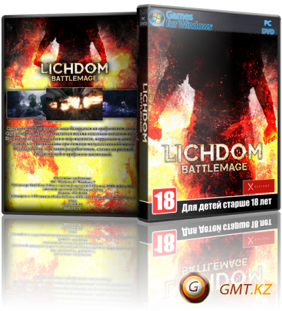 Lichdom: Battlemage v.1.2.3 (2014/RUS/ENG/RePack)