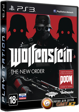 Wolfenstein: The New Order (2014/ENG/EUR)