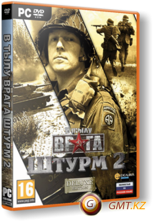 Men of War: Assault Squad 2 / � ���� �����: ����� 2 (2014/RUS/ENG/RiP by R.G.��������)