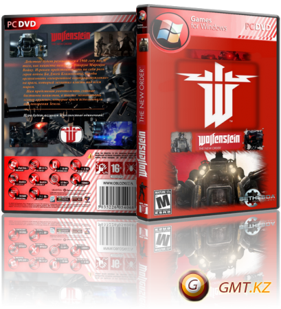 Wolfenstein: The New Order (2014/RUS/ENG/RePack от R.G. Механики)