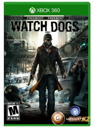 Watch Dogs (2014/RUS/JTAG)