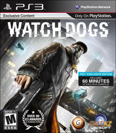 Watch Dogs (2014/ENG/EUR/4.++)